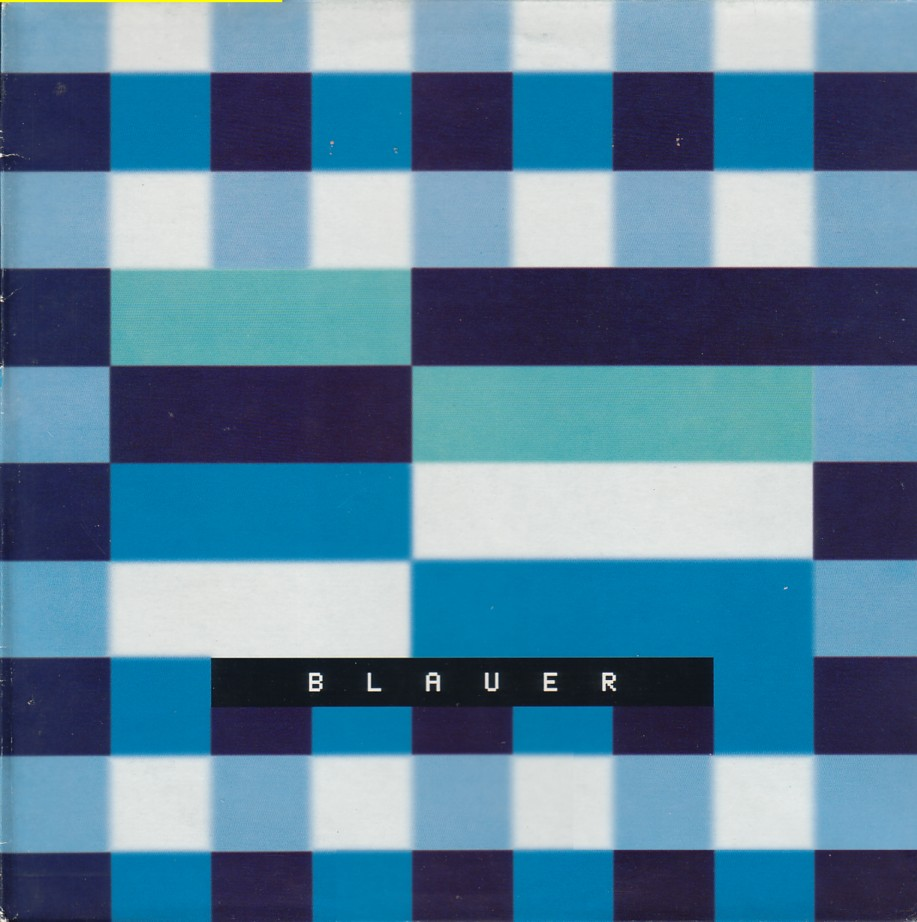 New Order Singles Blue Monday 95