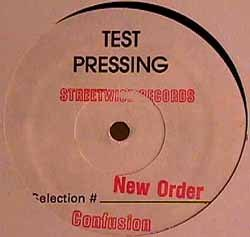 New Order Singles Confusion