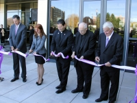 Golisano Center Dedication and Blessing