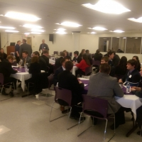First-Ever Sport Management Symposium a Tremendous Success