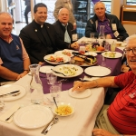 Class of 1965 lunch.