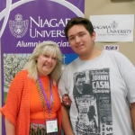 Kathy Kephart, '79, and son, Zachary
