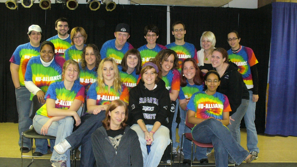 NU Alliance - Yearbook Group Photo