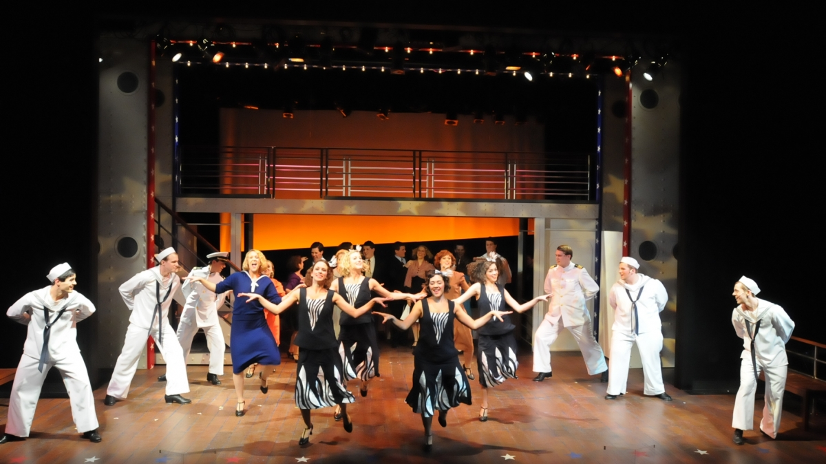 Anything Goes (2010)
