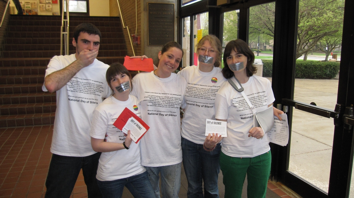 NU Alliance - Day of Silence
