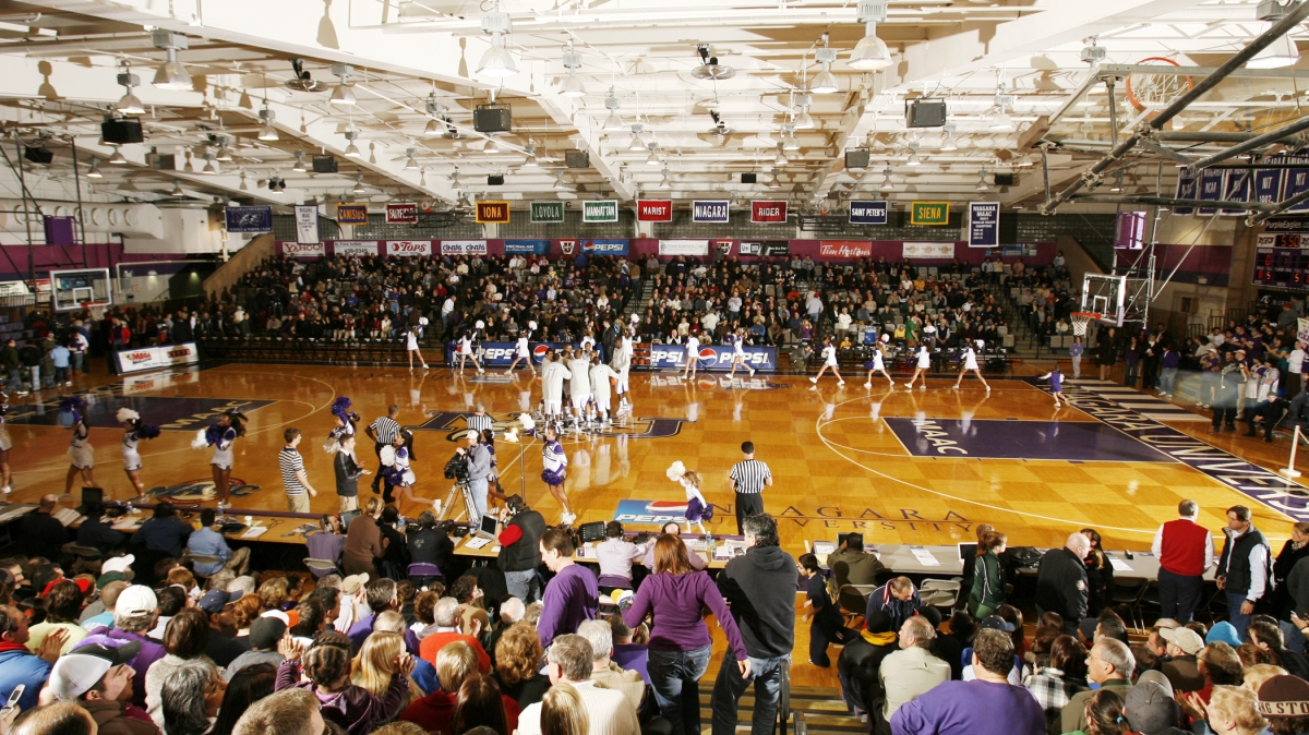 Sports enthusiasts will be happy to learn that Niagara is home to a Division I athletics program.