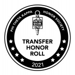 Transfer Honor Roll 2021