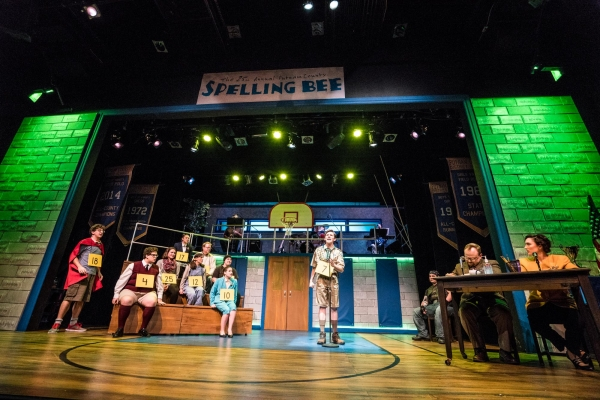 The 25th Annual Putnam County Spelling Bee
