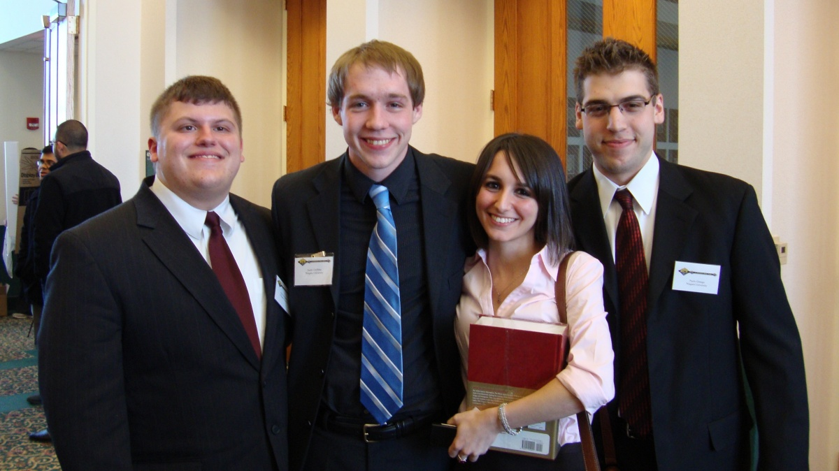 A&S Biochemistry and Chemistry students won individual and chapter awards at both the regional and national meetings of the American Chemical Society