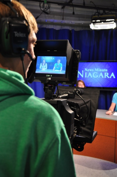 Niagara University TV Studio