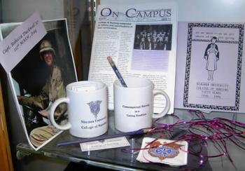 College of Nursing Memorabilla