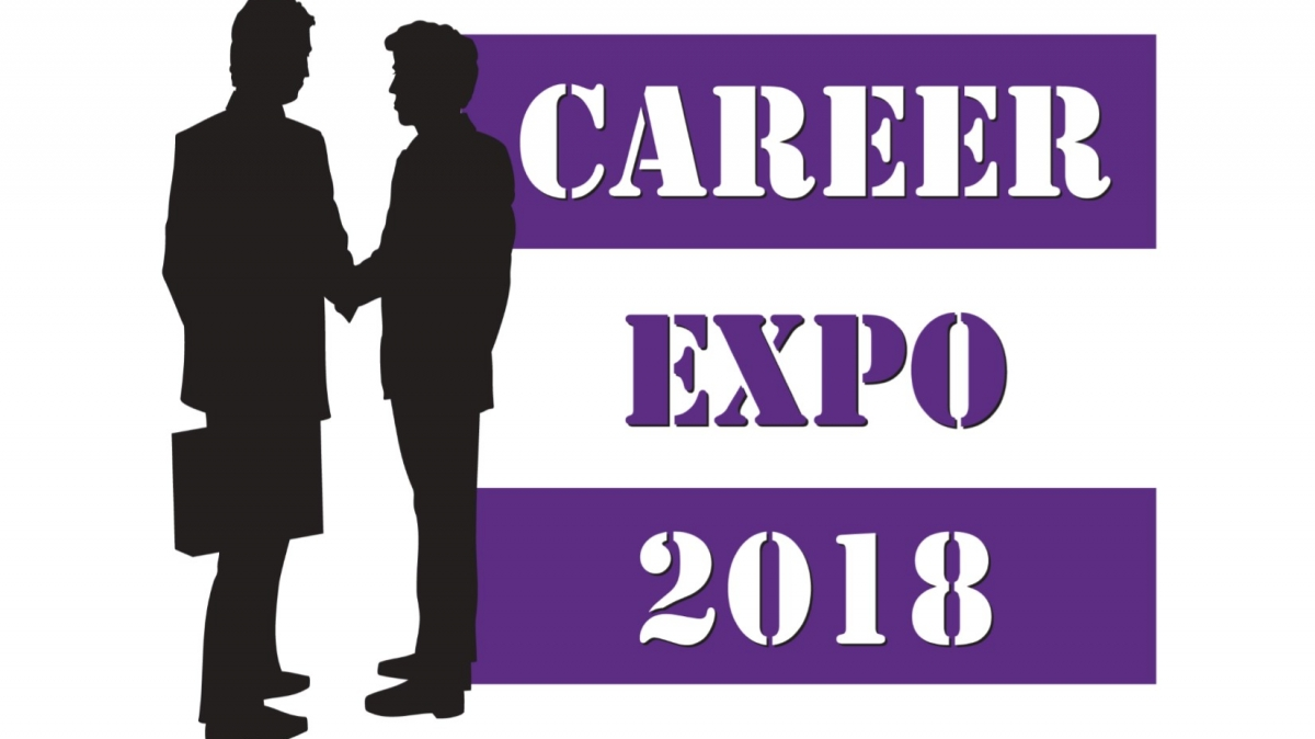 Career Expo 2018 - Our Largest Job Fair of the Year for Students of All Majors