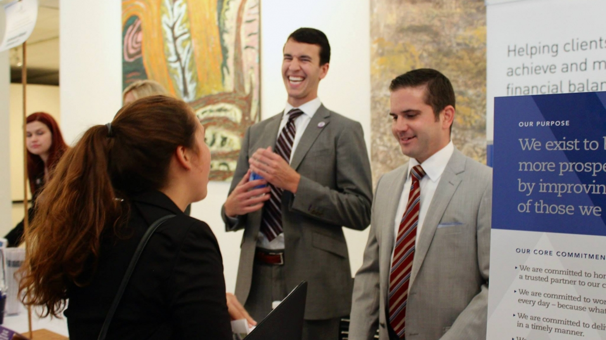 Meet the Accounting & Finance Professionals Night