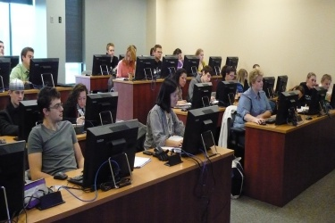 Business School Computer Lab