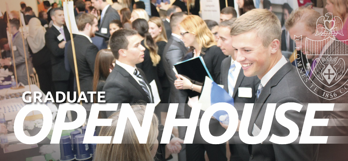 Spring Graduate Open House 2017