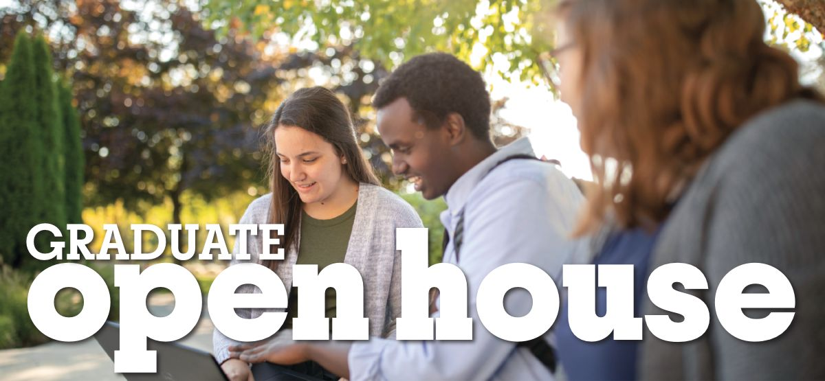 Fall Graduate Open House