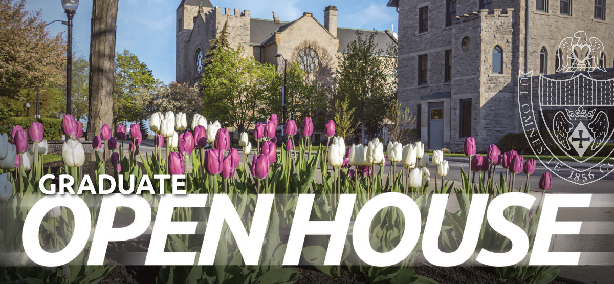 Join us for the Spring 2019 Graduate Open House!