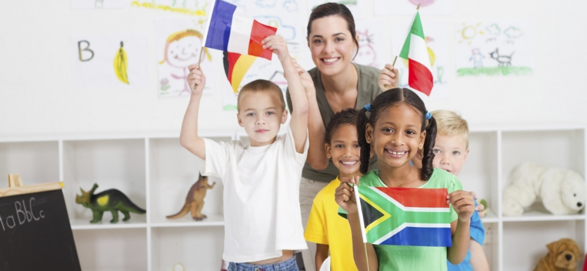 Explore the rapidly-growing field of ESL education!
