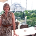 Ann Sumner, '73, M.A.'75: Teaching in Turkey