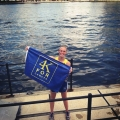 Leanne Stuck, '15: Running to Inspire Hope in Others