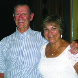 Edward, '65, and Anne Kampf
