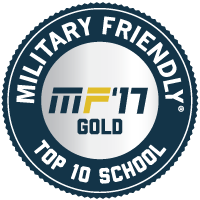 Top 2 Military Friendly School in the Nation