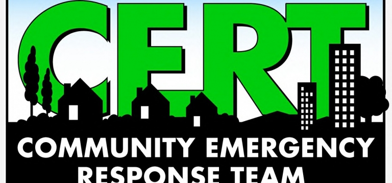Register today for the CERT class