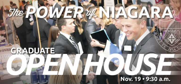 Graduate Open House - Nov. 19
