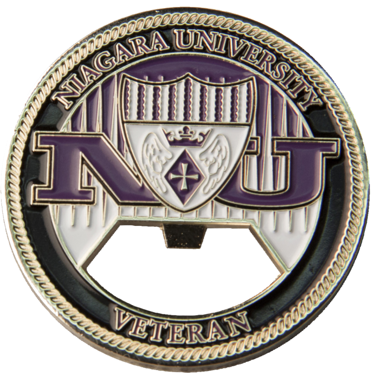 NU Challenge Coin