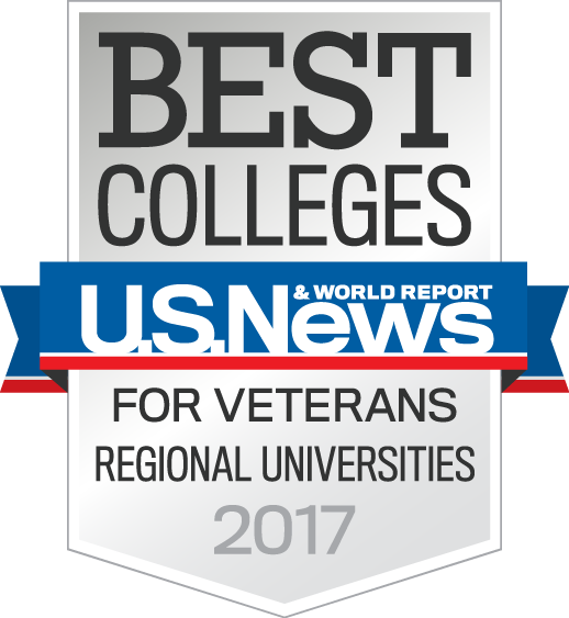 Ranked 25 College Best Value for Veterans